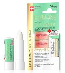 Eveline Cosmetics SOS EXPERT +Care Intensywnie regenerujący balsam do ust
