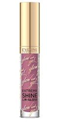 Eveline Glow&Go Extreme Shine Lip Gloss Błyszczyk do ust 08 Dreamy Purple 4,5ml