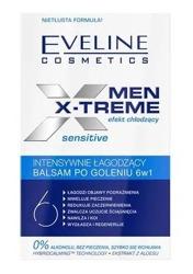 Eveline Men X-treme 6w1 Intensywnie łagodzący balsam po goleniu 100ml