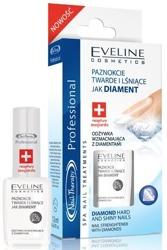 Eveline Nail Therapy Odżywka wzmacniająca z diamentami - Odżywka do paznokci