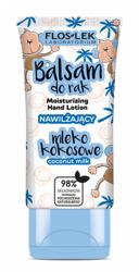 FLOSLEK hand care balsam do rąk Mleko Kokosowe 40ml