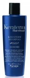 Fanola Keraterm Hair Ritual Dyscypilnujący szampon przeciw puszeniu się włosów 300ml