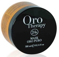 Fanola Oro Therapy Rozświetlająca maska do włosów 300ml
