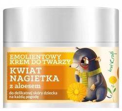 Farmona Herbal Care Kids Emolientowy krem do twarzy Kwiat Nagietka 50ml
