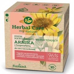 Farmona Herbal Care krem nawilżająco-wzmacniający ARNIKA 50ml