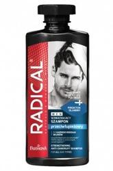 Farmona Radical MEN Przeciwłupieżowy szampon wzmacniający 400ml