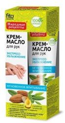 Fitokosmetik Krem-olejek do rąk i paznokci nawilżający 45ml