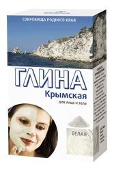 Fitokosmetik Krymska Glinka Biała, 2 x 50 g