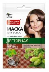 Fitokosmetik Maska do włosów dziegciowa 30ml