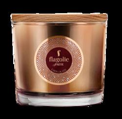 Flagolie by PAESE świeca sojowa Chocolate 170g