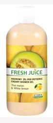 Fresh Juice Żel Pod Prysznic Thai Melon&White Lemon 500ml