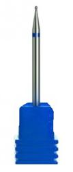 Frez Diamentowy Kulka do manicure 1,2mm