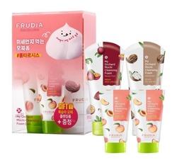 Frudia My Orchard Mochi Cleansing ZESTAW Pianek do mycia twarzy 2x 120ml + 2x 30ml