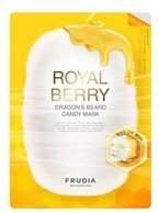 Frudia Royal berry Dragon's Beard Candy Mask Nawilżająca maska w płachcie 27ml