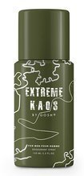 GOSH EXTREME KAOS Dezodorant spray dla mężczyzn 150ml