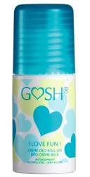 GOSH I LOVE FUN Deo Roll-On Antyperspirant dla kobiet 75ml