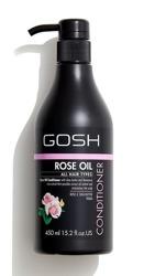 GOSH Rose Oil Odżywka do włosów 450ml