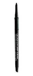 GOSH The Ultimate Eyeliner With a Twist Automatyczna czarna kredka do oczu 01 Back in Black