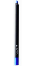 GOSH Velvet Touch Eye Liner Waterproof - Wodoodporna kredka do oczu 011 Sky High