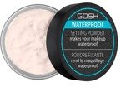 GOSH Waterproof Setting Powder Wodoodporny puder do twarzy 7g