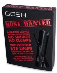 GOSH Zestaw prezentowy Most Wanted