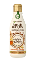 Garnier Botanic Therapy Hair Milk Mask REVITALIZING GINGER Maska do włosów 250ml