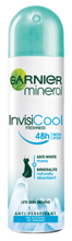 Garnier InvisiCool Spray Antyperspirant w sprayu 150ml