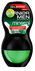 Garnier MEN Roll on Mineral Extreme 72h Dezodorant w kulce dla mężczyzn 50ml
