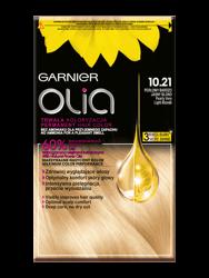 Garnier OLIA Farba do włosów 10.21 Perłowy bardzo jasny blond