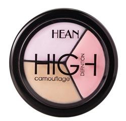HEAN High Definition Camouflage Eye Mix - Paleta korektorów kamuflujących pod oczy 6 g