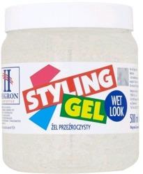Hegron Styling Gel Żel do włosów biały 500ml