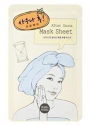 Holika Holika Mask Sheet After Sauna - Maseczka zwężająca pory 18ml