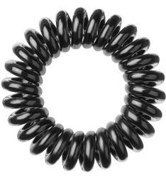 INVISIBOBBLE POWER True Black Czarna gumka do włosów, 1 sztuka