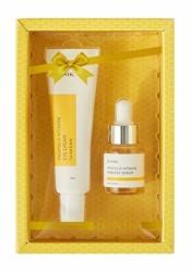 IUNIK Propolis Vitamin Eye Cream SET Zestaw do pielęgnacji twarzy z propolisem