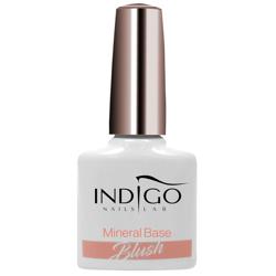 Indigo Mineral Base Blush Baza mineralna 7ml