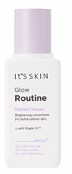 It's Skin Glow Routine Radiant Serum Intensywnie rozświetlające serum do twarzy 80ml