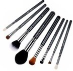 Jessup Brushes Set T121 Zestaw 8 pędzli do makijażu