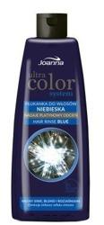 Joanna Ultra Color System Płukanka do włosów niebieska 130ml