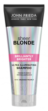 John Frieda Sheer Blonde Brilliantly Brighter Shampoo Szampon do włosów blond 250ml