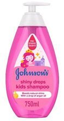 Johnsons Skin Drops kids shampoo Szampon dla dzieci 750ml