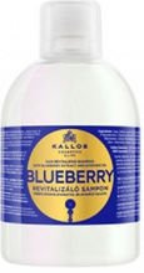 KALLOS BLUEBERRY Jagodowy Szampon Odżywczy 1000ml
