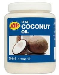 KTC Pure Coconut Oil Olej kokosowy 500ml