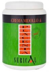 Kallos Serical Crema Midollo & Placenta - Maska do włosów 1000ml