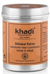 Khadi Puder do włosów Shikakai 150g