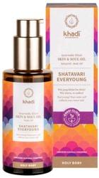 Khadi Skin&Soul odmładzający olejek do ciała Shatavari Everyoung KHA-165 100ml