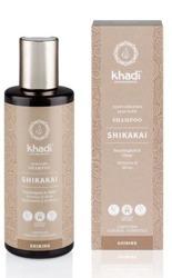 Khadi Szampon ajurwedyjski Shikakai do każdego typu włosów 210ml