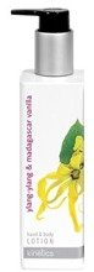 Kinetics Balsam hand&body Ylang-ylang&vanilla - Odżywczy balsam do rąk i ciała 250ml