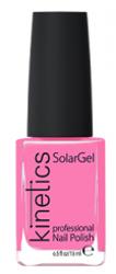 Kinetics Lakier solarny SolarGel 220 Pink Silence 15ml