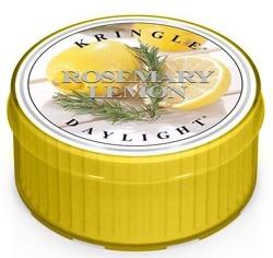 Kringle Candle Daylight - Świeczka Rosemary lemon