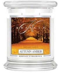 Kringle Classic słoik średni Autumn Amber 411g